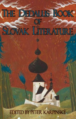 front cover of The Dedalus Book of Slovak Literature